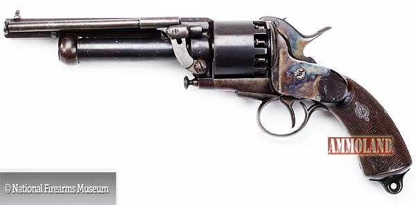 LeMat Second Model Percussion Revolver