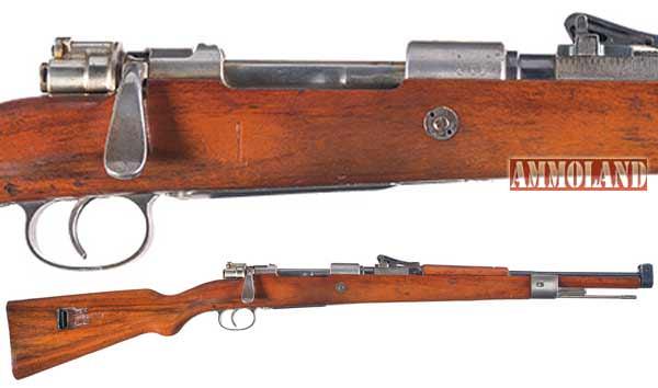 Mauser K98 - Rifle of the Third Reich