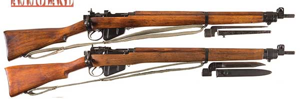 Enfield No. 4 MK1 and MK2 Rifles