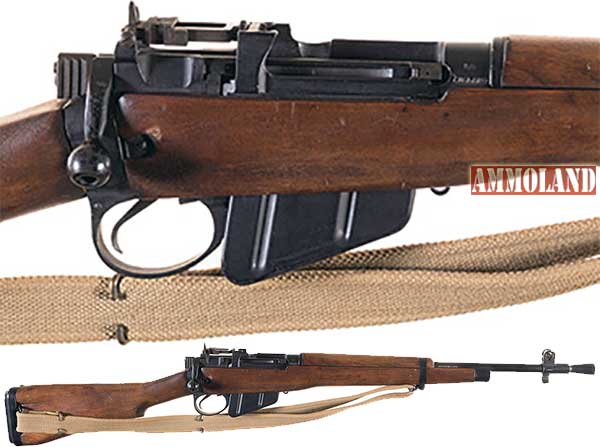 Fazakerley Arsenal No 5 MKI Jungle Carbine