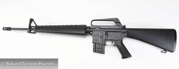 Colt M16 Semi Automatic Rifle