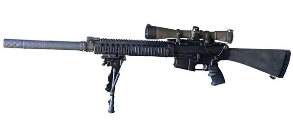 Knight Manufacturing SR-25 Rifle