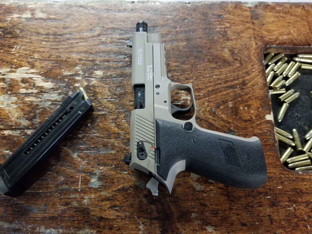 ATI GSG Firefly Pistol in 22LR Misses the Mark - Gun Review