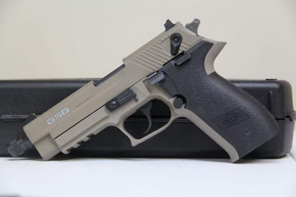 ATI GSG Firefly Pistol in 22LR Misses the Mark - Gun Review
