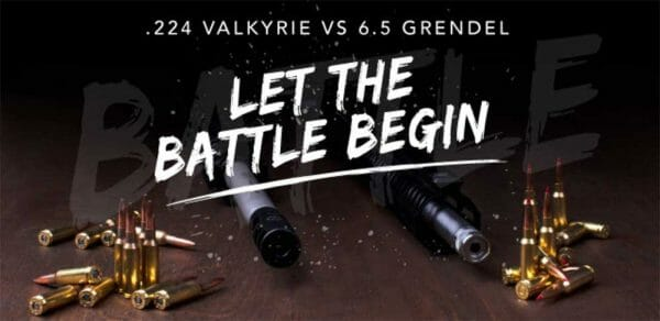 .224 Valkyrie vs. 6.5 Grendel: The Ultimate Battle of 1,000 Yard AR-15s