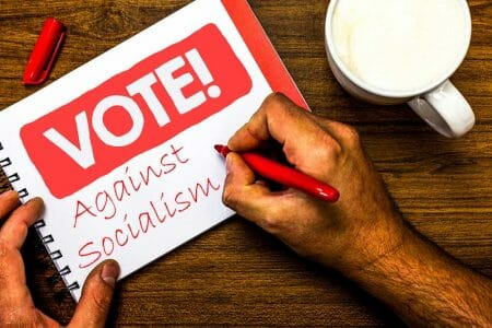 Vote Against Socialism