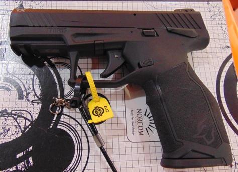 Taurus TX22 Pistol - Magazine Capacity, Light Weight