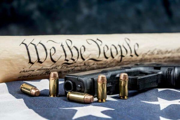 Constitution Glock iStock-697763612
