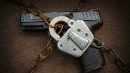Gun Lock Control NRA-ILA
